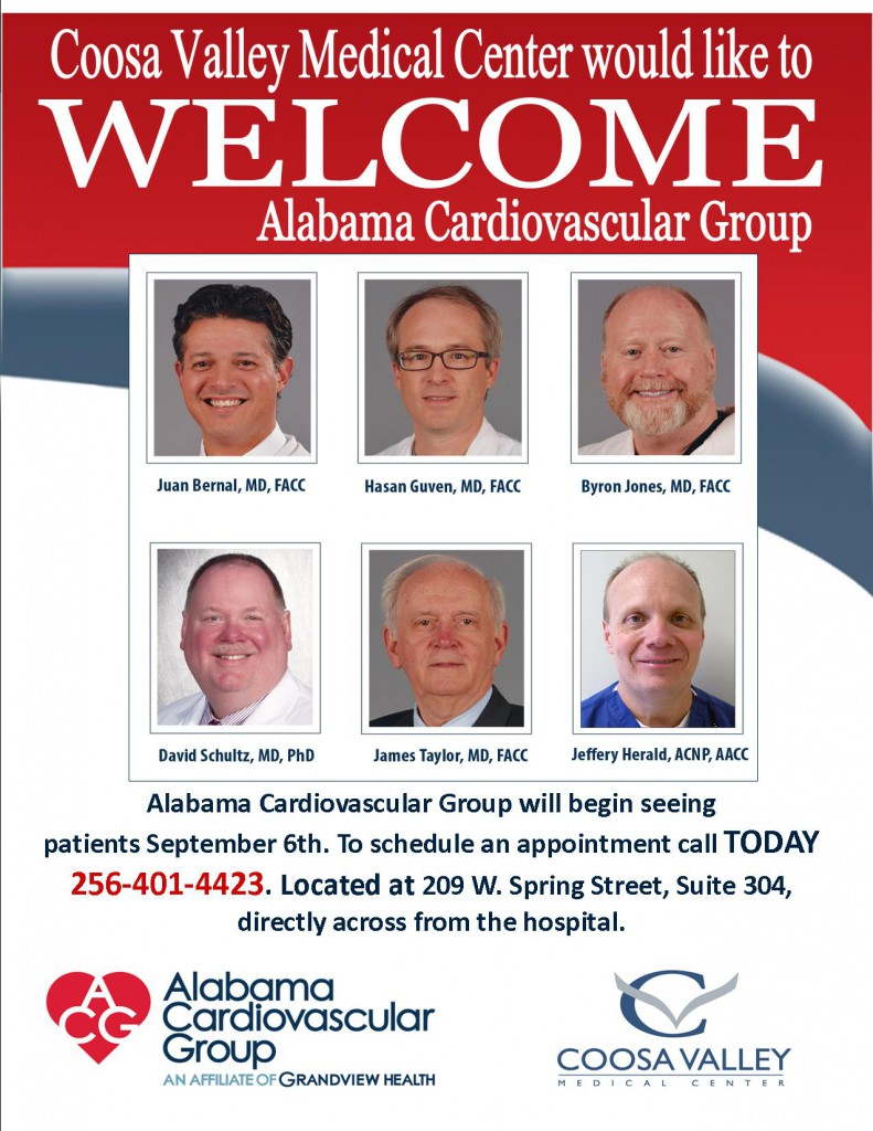 ACG Welcome Ad